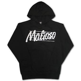 Mafioso Bars Hoodie Black