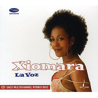 Xiomara Laugart - La Voz [SACD] USA import
