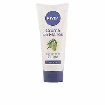 Hand Cream Nivea Olive Oil (100 ml)