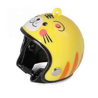 Huisdier kip helm kleine helm voor vogel eend pet hoed hoofddeksel kip hoofd decoraties klein huisdier