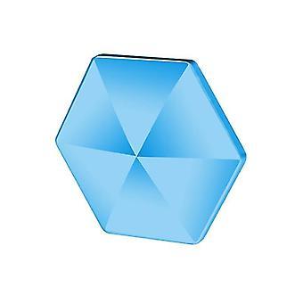 6 Zijdige zeshoek anti stress flipo flip bureau roterende zak speelgoed fidget spinner (6-zijdig-abs-h)