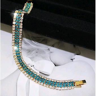 Natural Green Britney Star Bracelets