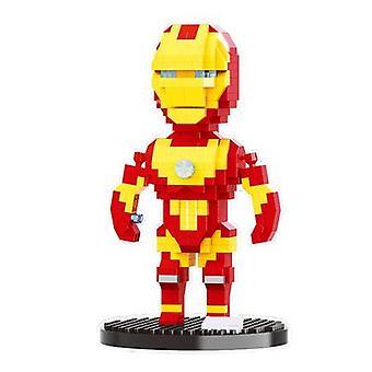 Marvel Lego Brick Klein Iron Man Speelgoed