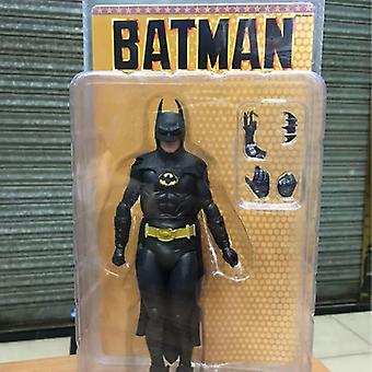 Qian Batman Batman Articula una figura súper móvil