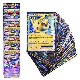 100 Pokmon Random Game Cards Pokemon English Flash Cards Cool