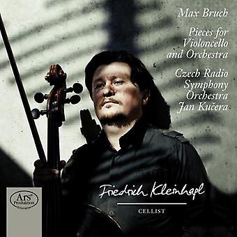 Bruch / Kleinhapl / So Des Tschech Rundfunks - Pieces Cello Orchestra [SACD] USA import