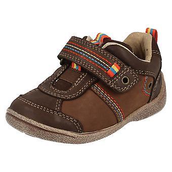 Zapatos de bebés Startrite primero caminar Zac Super suave