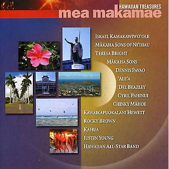 Mea Makamae Hawaiian Treasures - Mea Makamae Hawaiian Treasures [CD] USA import