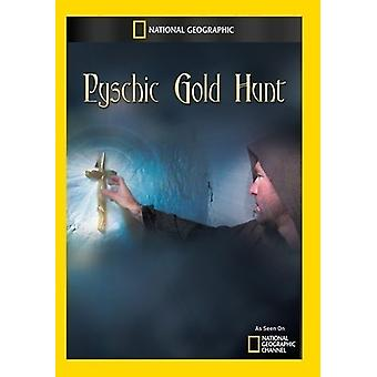 Psychic Gold Hunt [DVD] USA import