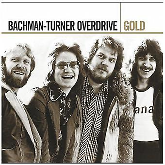 Bachman-Turner Overdrive - guld [CD] USA import