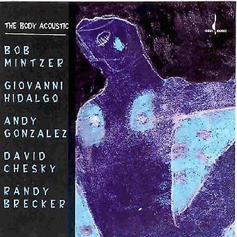 Body Acoustic - Body Acoustic [CD] USA import