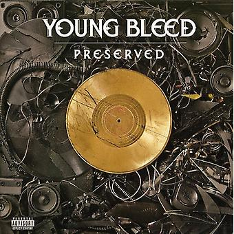 Young Bleed - Preserved [CD] USA import