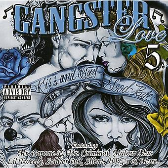 Gangster Love - Vol. 5-Gangster Love [CD] USA import