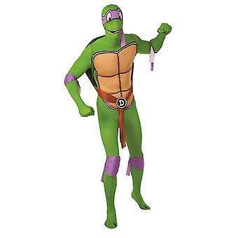 Donatello Teenage Mutant Ninja Turtles Turtles Adult costum skintight Donatello Teenage Mutant Ninja Turtles Turtles Adult costum skintight