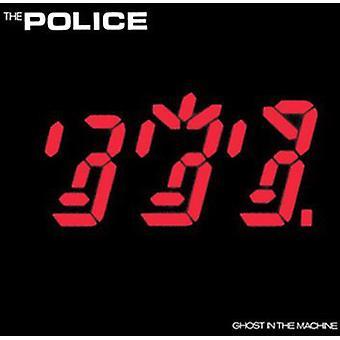 Polisen - Ghost i maskinen [CD] USA import
