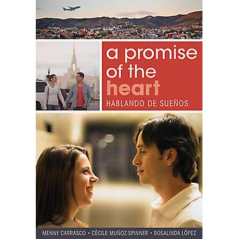 A Promise of the Heart [DVD] USA import