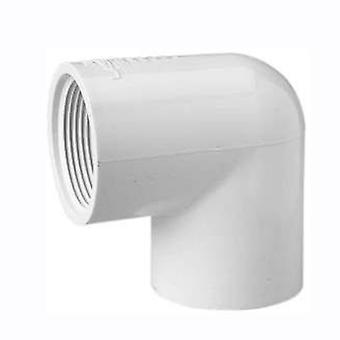 Spears 407012 1.25 PVC Socket x FPT Combination 90 degree Elbow