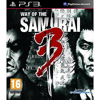 Chemin des samouraïs 3 (PS3) - Usine scellée