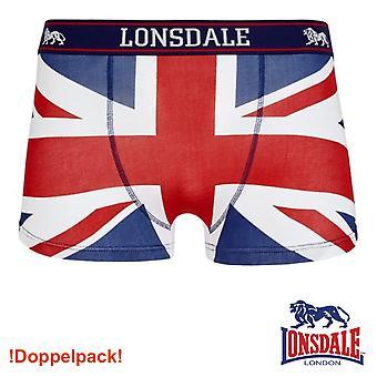 Lonsdale mens boxershort Tisbury - doble vuelta