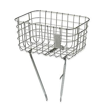 Basil Robin front wheel basket with Struts