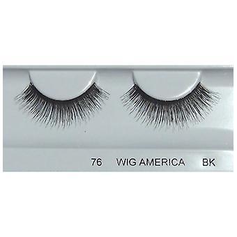 Wig America Premium False Eyelashes wig511, 5 Pairs