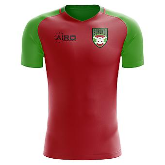 2018-2019 Burundi Home Concept Football Shirt-Kids