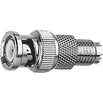 Telegärtner J01008F0073 Coax adapter BNC plug - Mini UHF socket 1 pc(s)