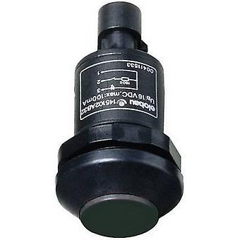 Elobau 145010AB-BK trykknapp 48 V DC/AC 0,5 1 x On/(Off) IP67 kortvarig 1 eller flere PCer