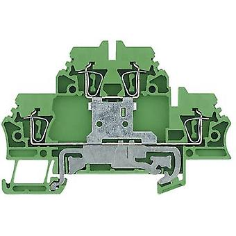 Weidmüller 1690000000 ZDK 2.5PE 0.5 - 2.5 mm² Green, Yellow