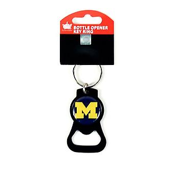 Michigan Wolverines NCAA Bottle Opener Key Chain
