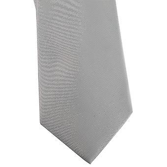 Дэвид ван Хаген Диагональ ребристые галстук - голубой