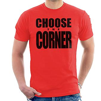 Choose The Corner Six Nations Rugby Championship Men's T-Shirt