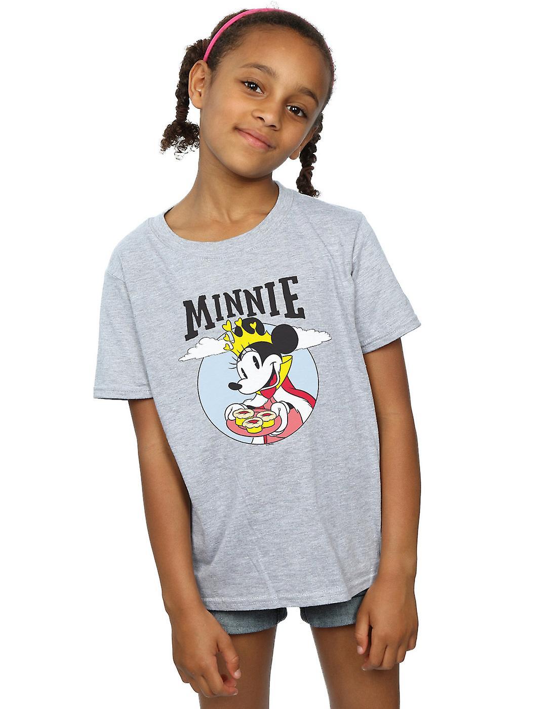 Disney Girls Minnie Mouse Queen T-Shirt
