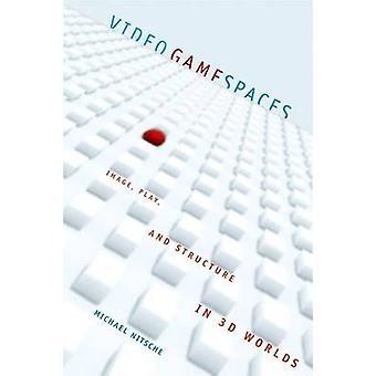 Video Game rum - billede - spille- og struktur i 3D verdener af Micha