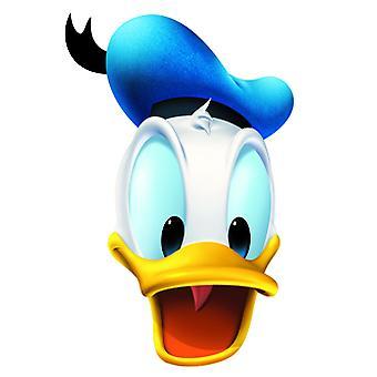 Donald Duck maschera di carta