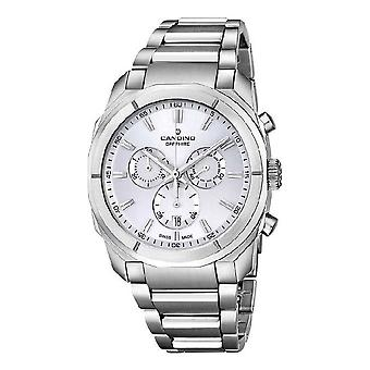Candino watch classic casual street rider chronograph C4579-1