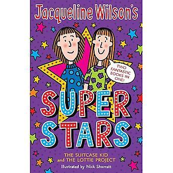 Jacqueline Wilson's Superstars:  The Suitcase Kid
