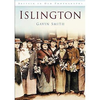 Islington: Em fotografias antigas [ilustradas]