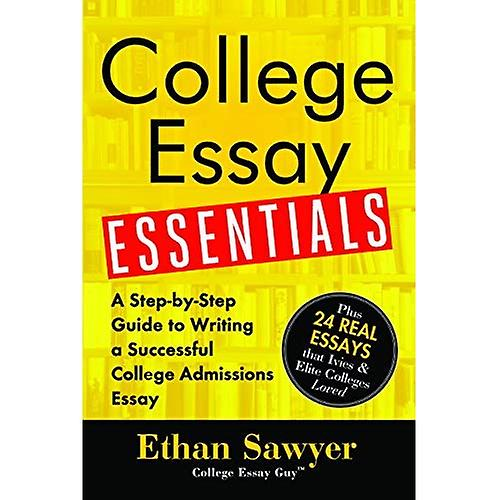 College application essay pay steps