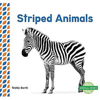 Stripete dyr (dyr Skins)
