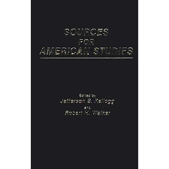 Sources for American Studies by Unknown