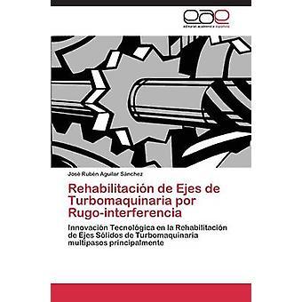 Rehabilitacion de Ejes de Turbomaquinaria Por RugoInterferencia af Aguilar Sanchez Jose Ruben