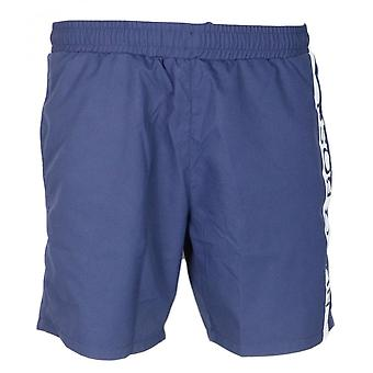 Hugo Boss Dolphin Polyester Navy Shorts
