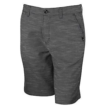 Quiksilver Mens Rock Dancer Chino Shorts - Charcoal