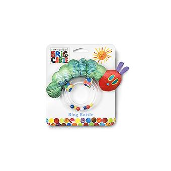 Officially Licensed Very Hungry Caterpillar Ring Rattle