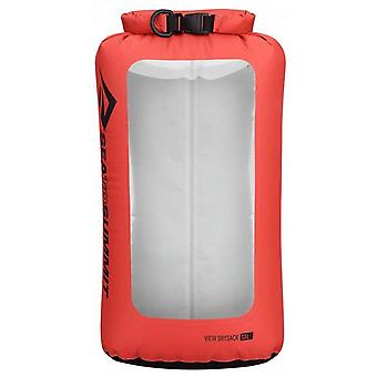 Sea to Summit View Dry Sack 13L - Red
