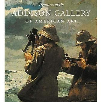 Treasures of the Addison Gallery of American Art (Tiny Folio)