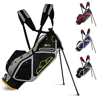 Sun Mountain Mens 2019 Three5 LS wasserdicht Golf Bag