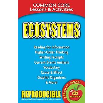 Ecosystems Common Core Lessons & Activities by Carole Marsh - 9780635