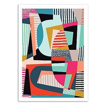 Kunst-poster-Colorshot-Susana Paz 50 x 70 cm